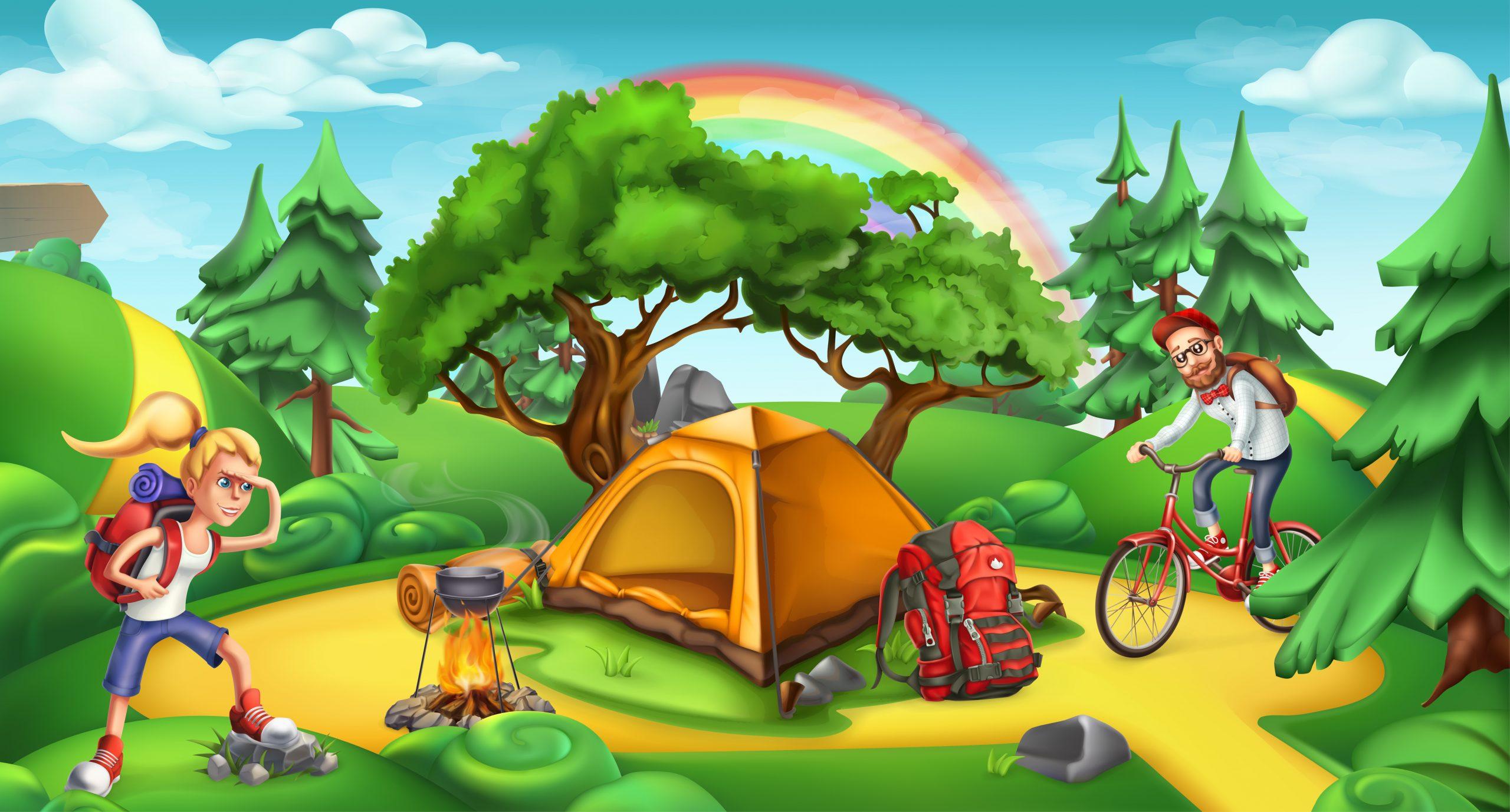Consejos para campamento de verano