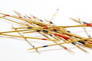 juego de palillos chinos