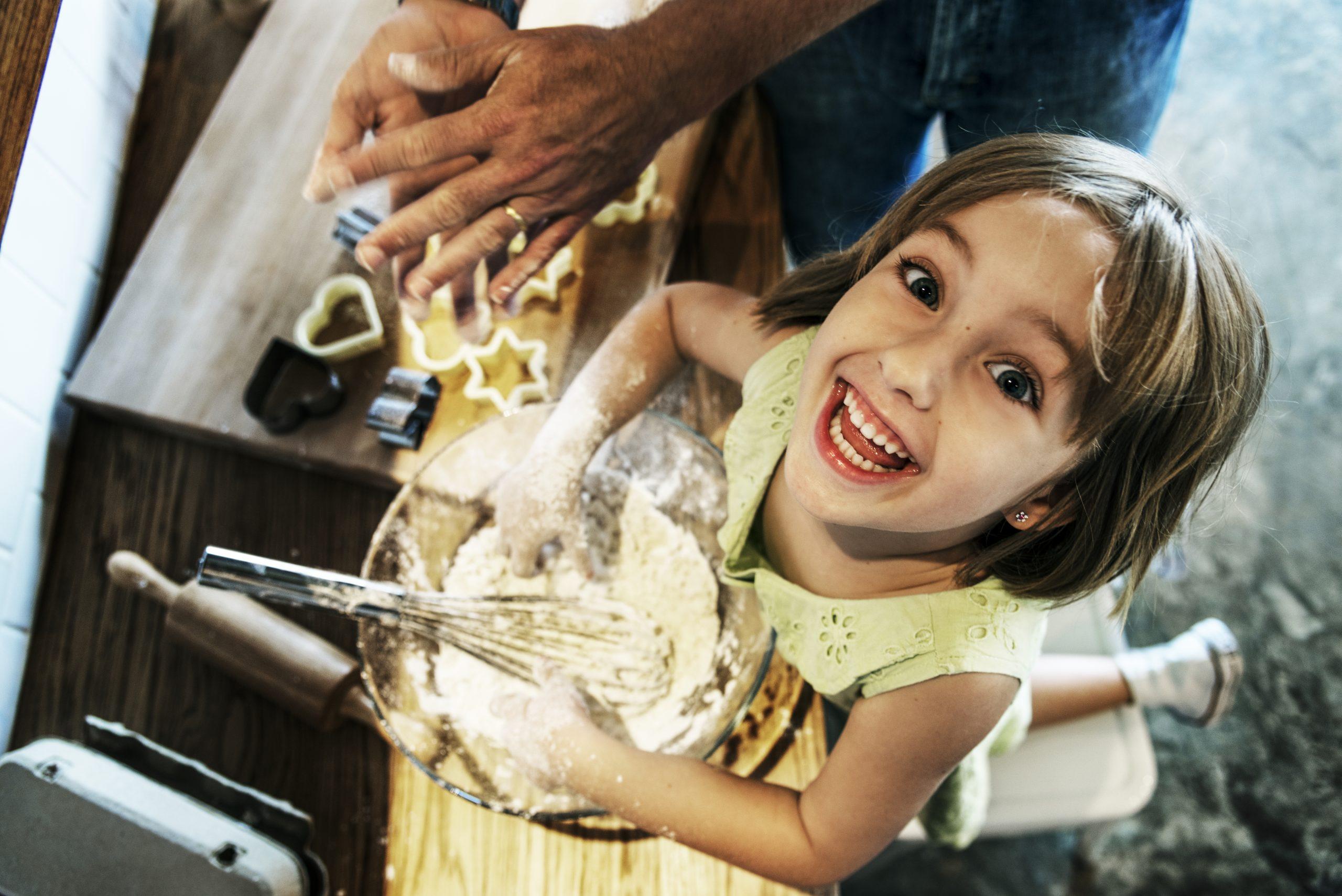 Recetas de cocina infantil