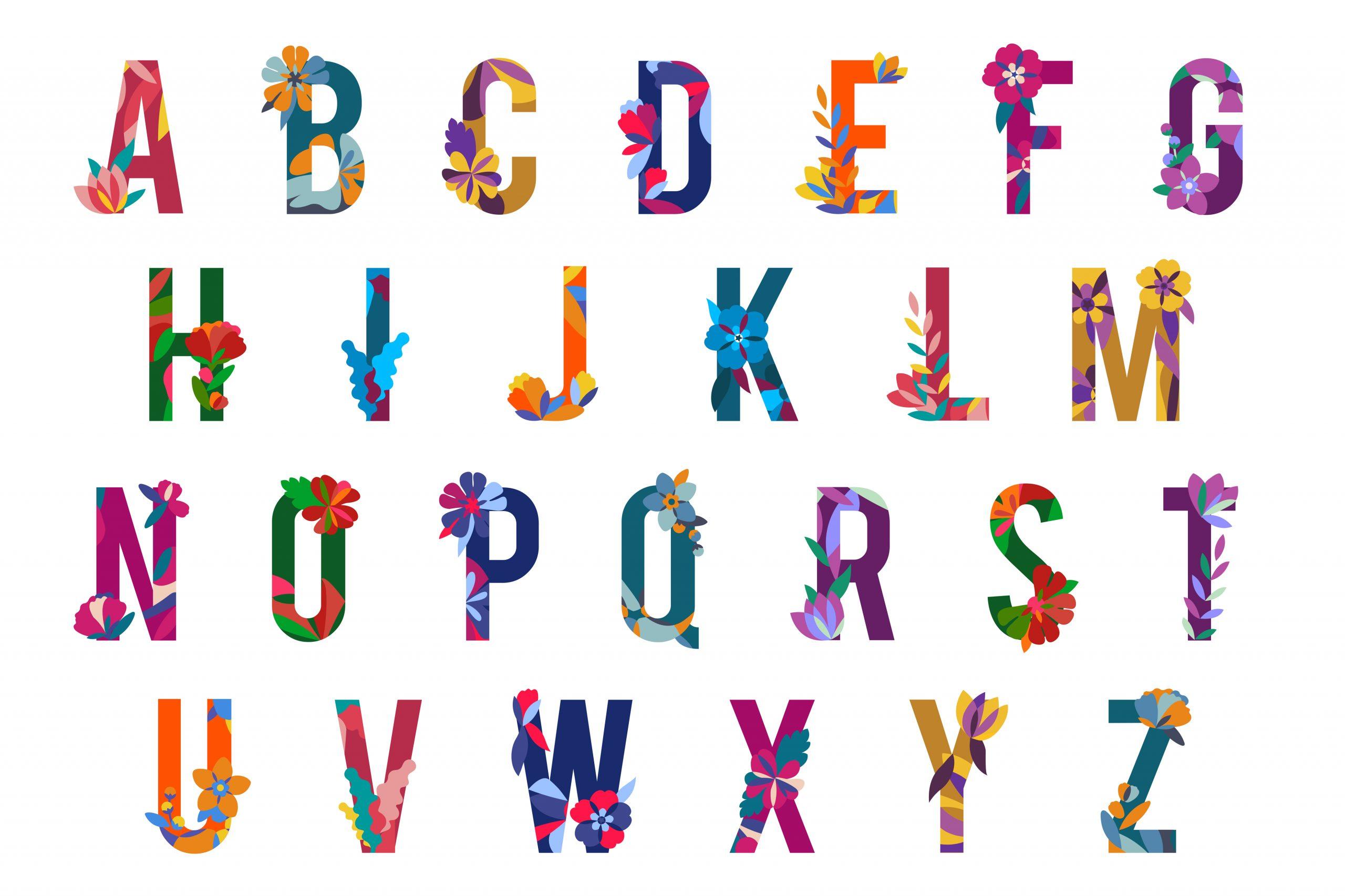 busqueda del tesoro con alfabetos