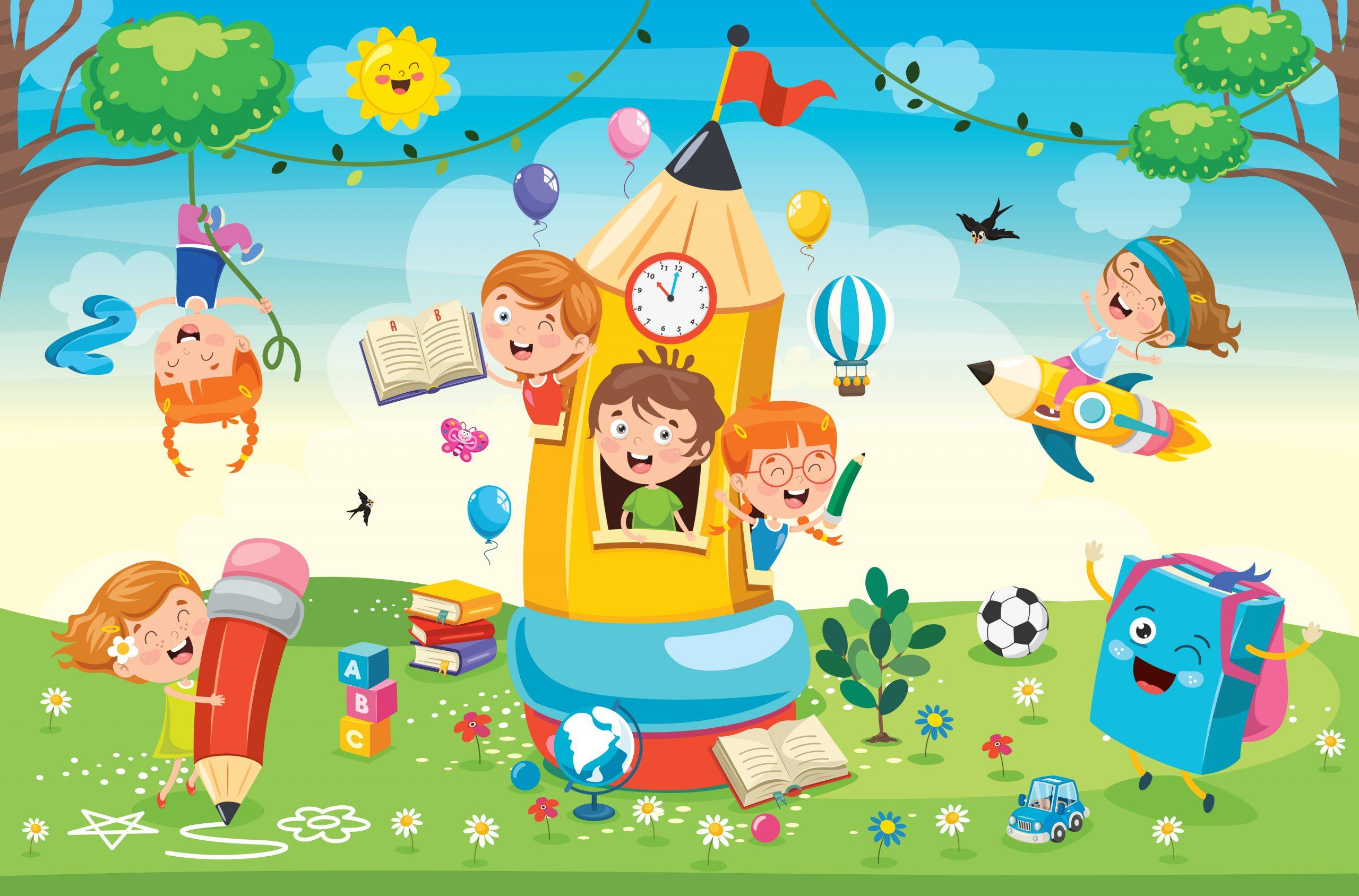 actividades de niños