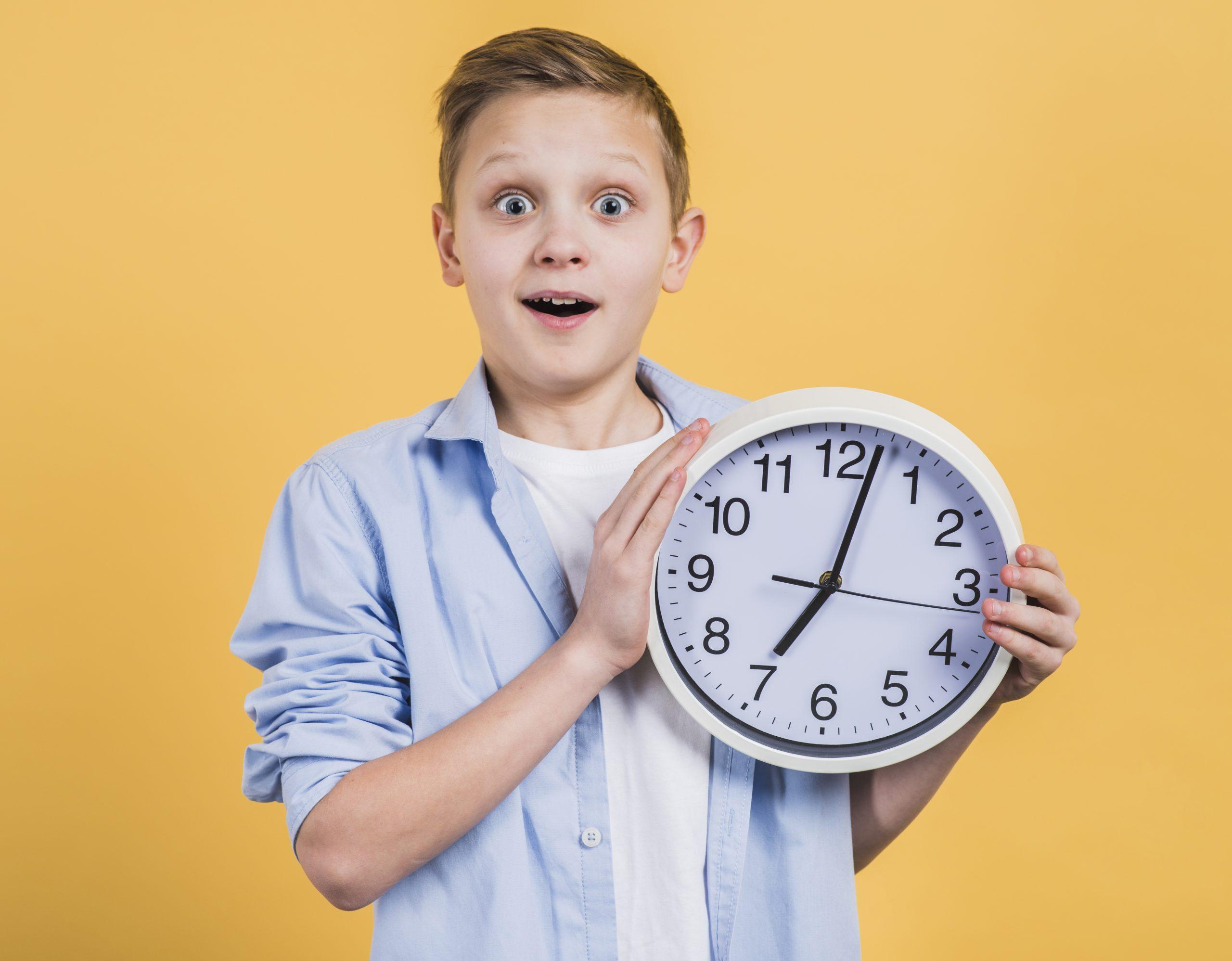 Consejos para volver a la escuela sobre la rutina matutina