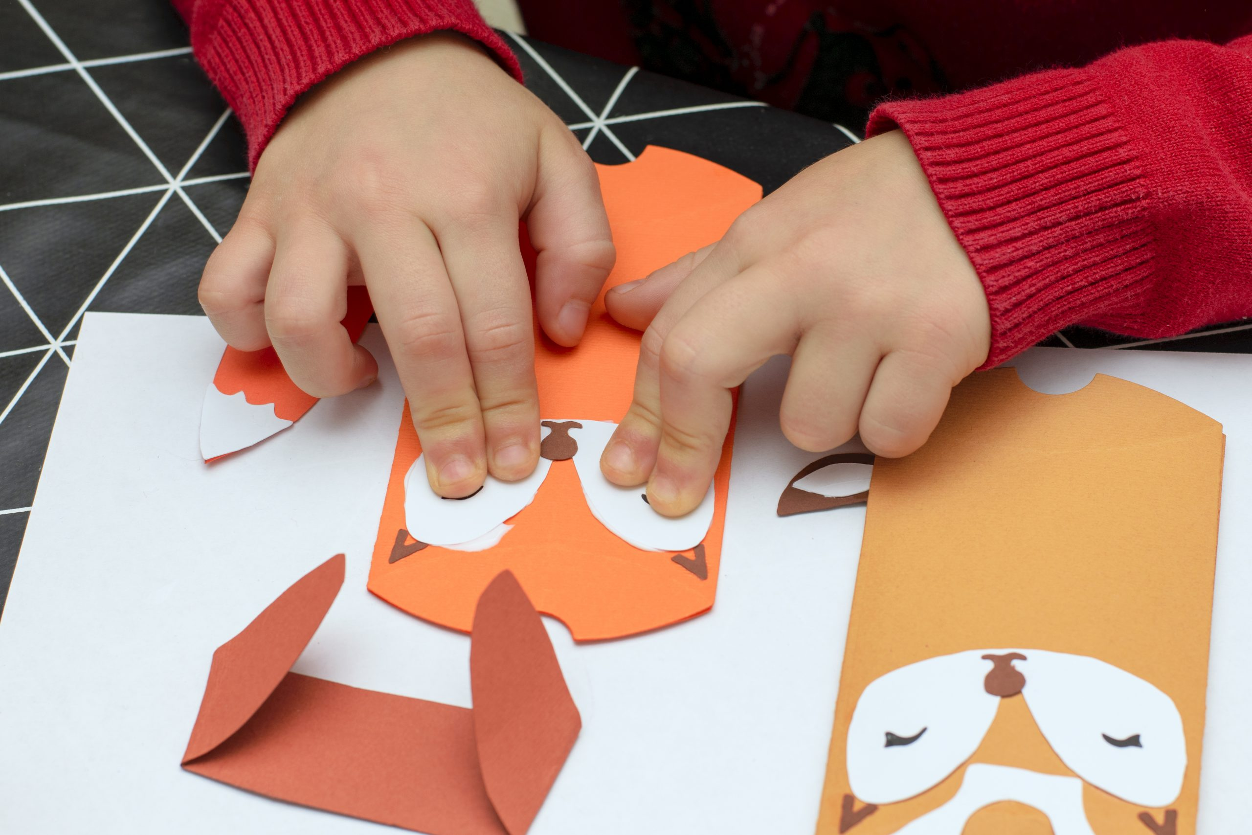 mandualidades para niños 3 a 5