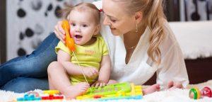Juegos para desarrollar el lenguaje de los niños pequeños.
