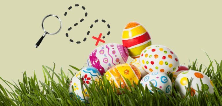 busqueda huevos pascua interiores