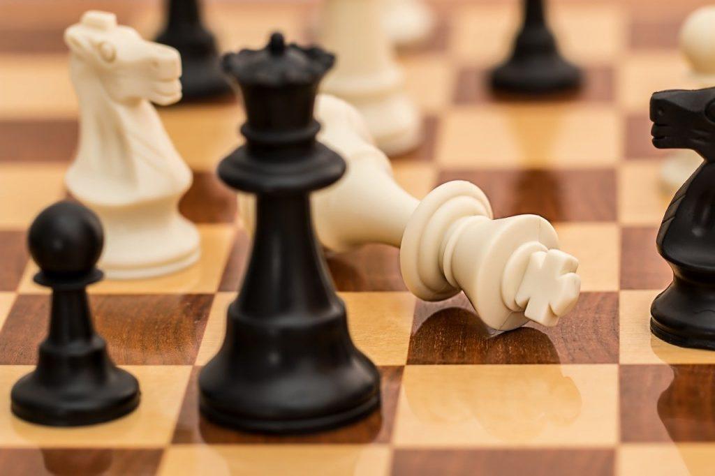 juego de mesa el ajedrez