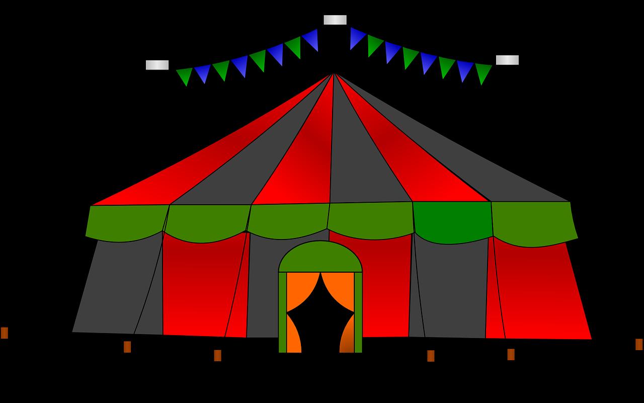 colorear circos