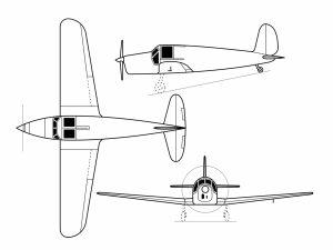 colorear aviones 8