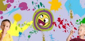 psicologia del color para peques