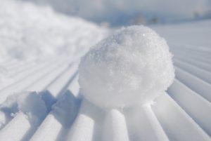 el juego de la bola de nieve