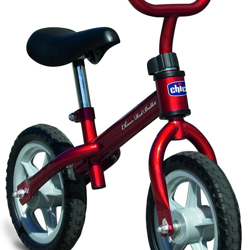 Chicco Red Bullet bici sin pedales