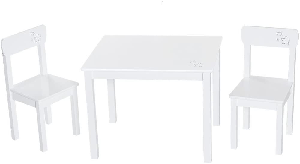 Roba-kids Set de Mesa y Dos sillas
