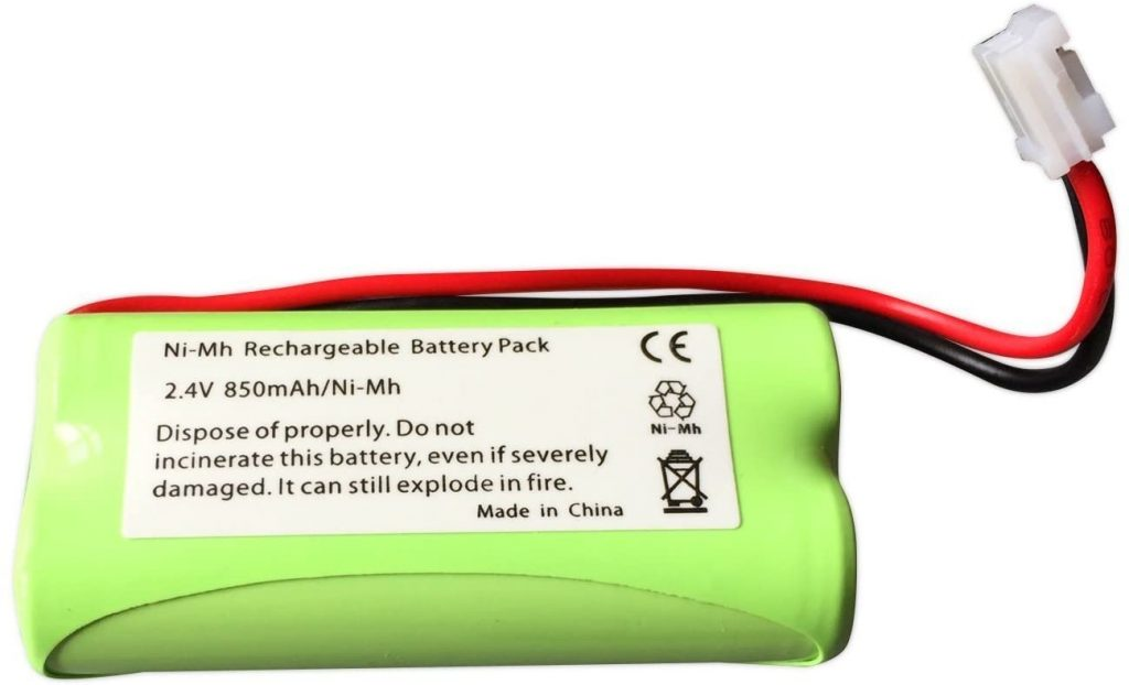 bateria tomy