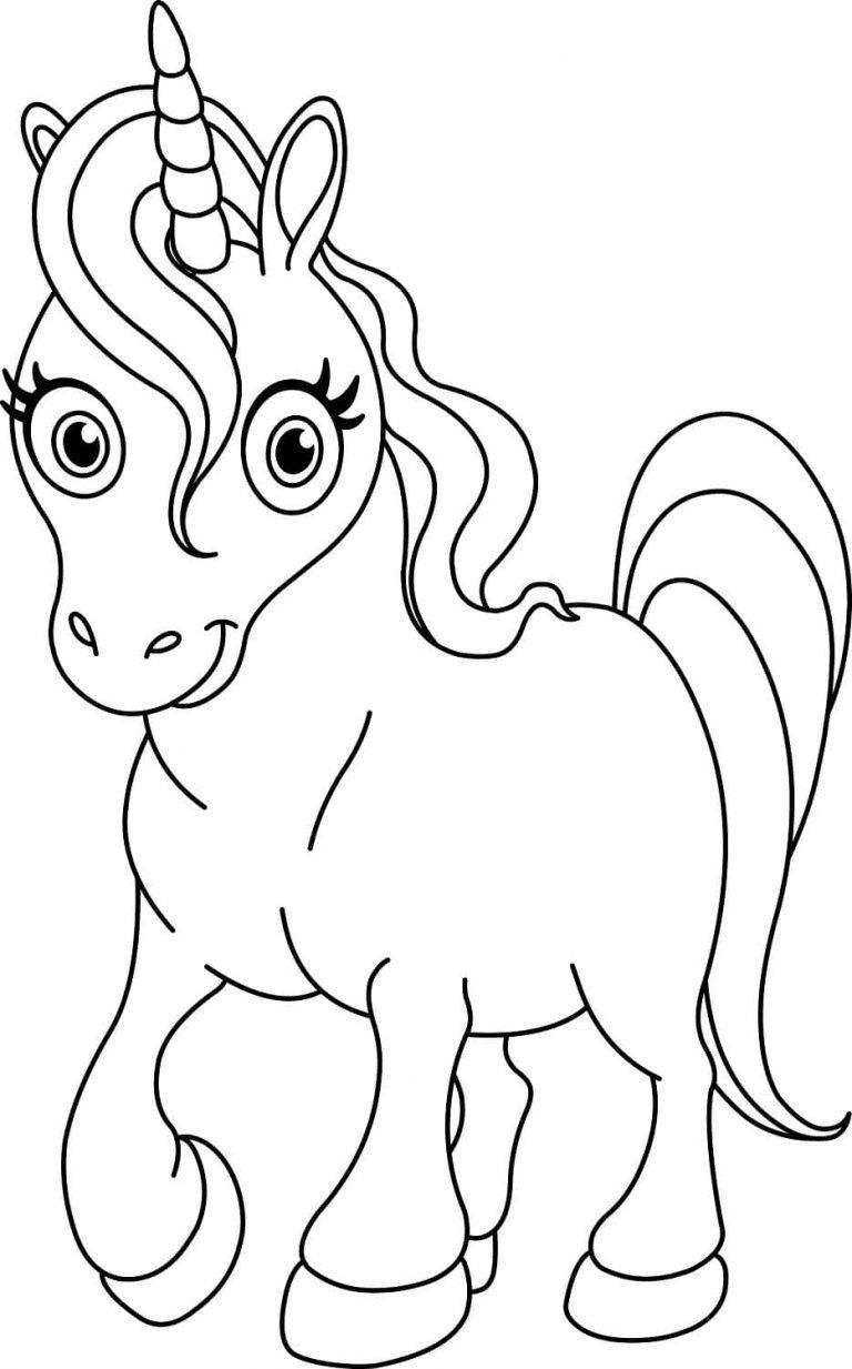 colorear unicornio (1)