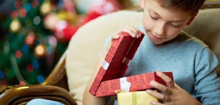 comprar regalos a los niños
