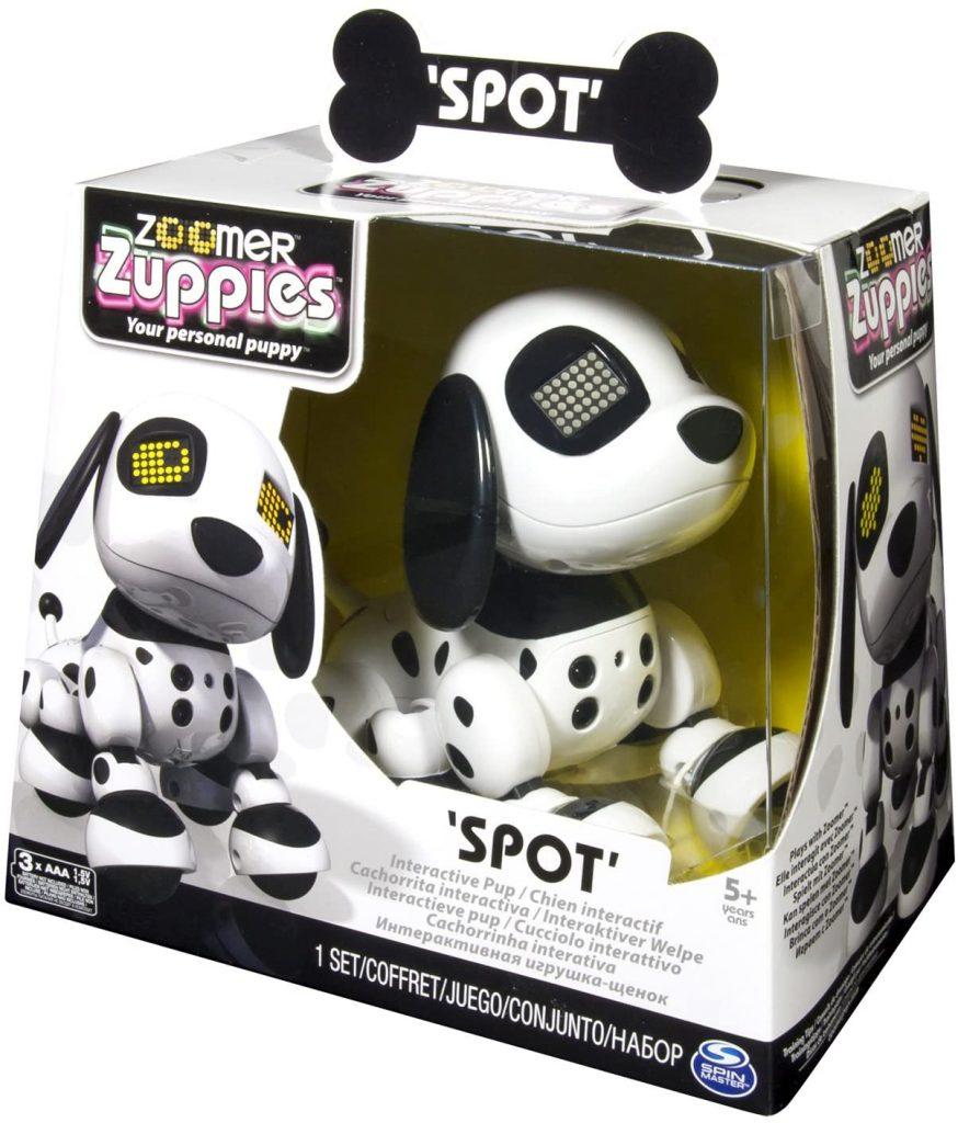 comprar spot perro robot zoomer