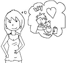 Dibujos para colorear por el día de la madre 15