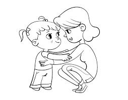 Dibujos para colorear por el día de la madre 22