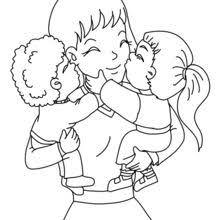 Dibujos para colorear por el día de la madre 7