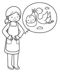 Dibujos para colorear por el día de la madre 11