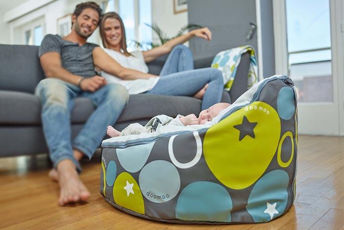 doomoo nid babymoov hamaca bebe