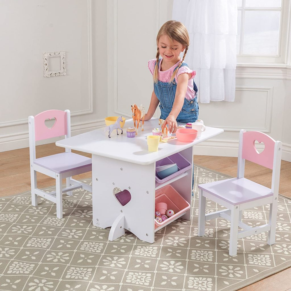 elegir mesa infantil