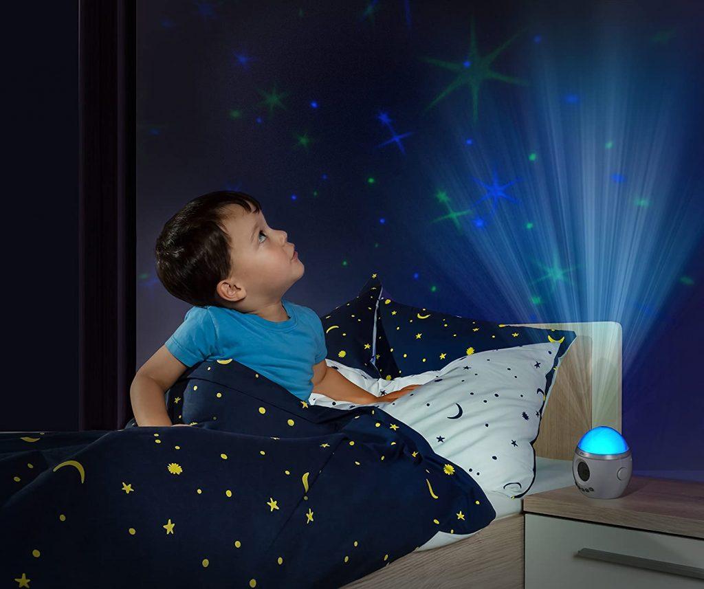 escoger lampara nocturna musical