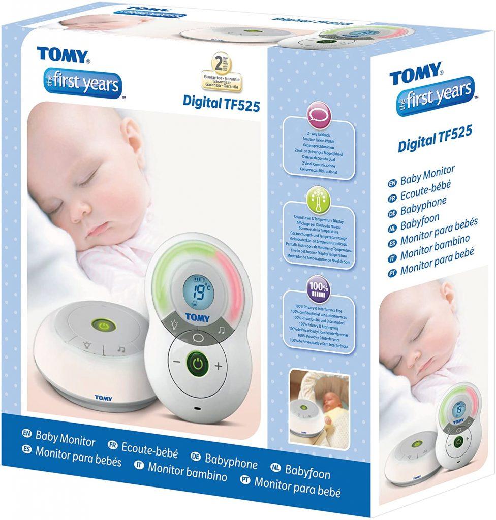 monitor de bebe y7574eu