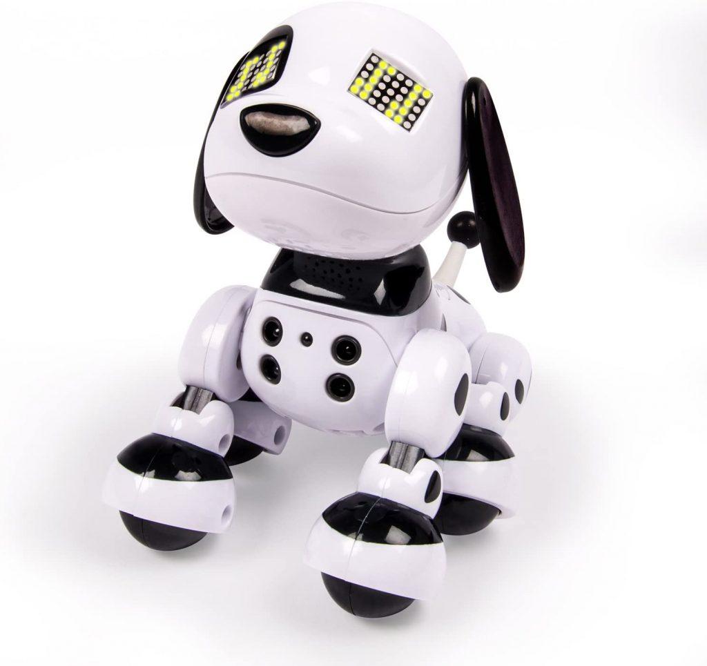 perro robot zoomer