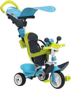 regalo niño 1 año triciclo smooby