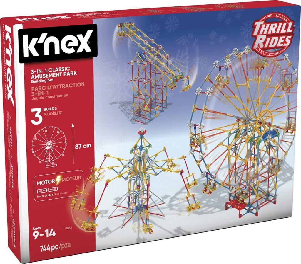K'nex- 3 en1