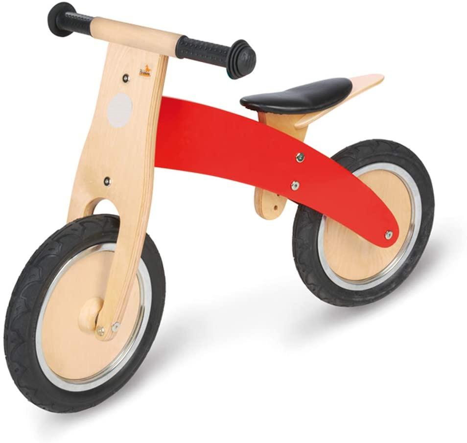 Pinolino 239449 - Bicicleta de madera para niños