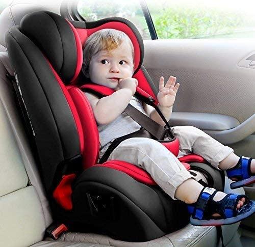 viajar en cocche con bebe