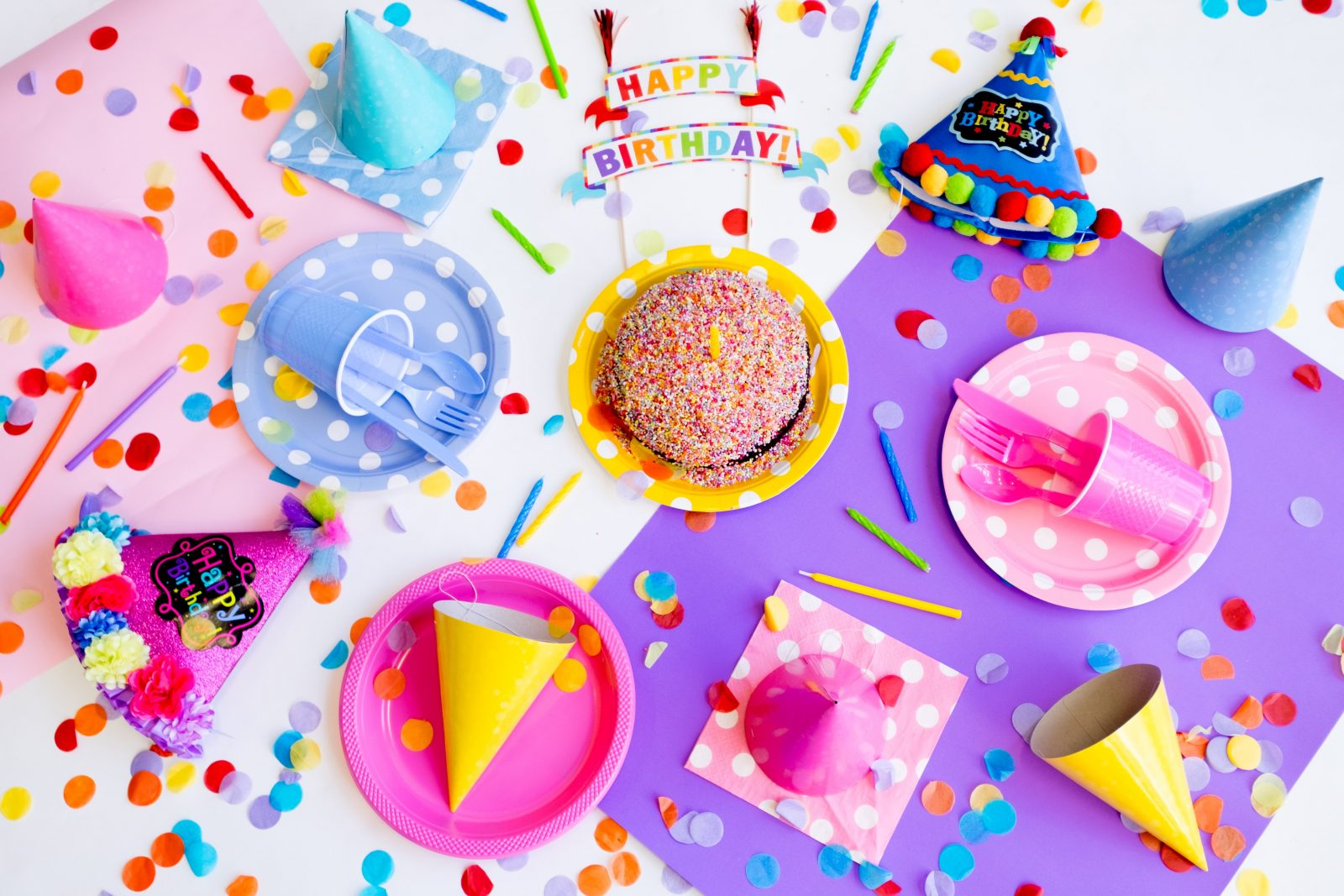 merienda de cumpleaños