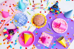 checklist para preparar cumpleaños