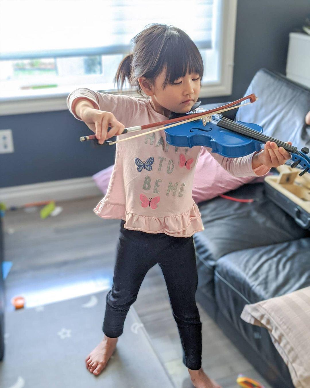 Los niños y la musica