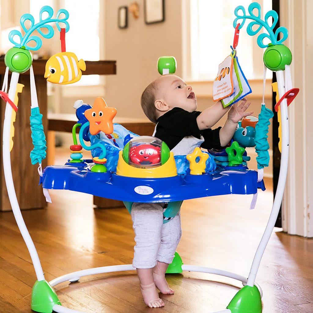 Baby Einstein, Saltador y Centro de actividades Neptune's Ocean Discovery