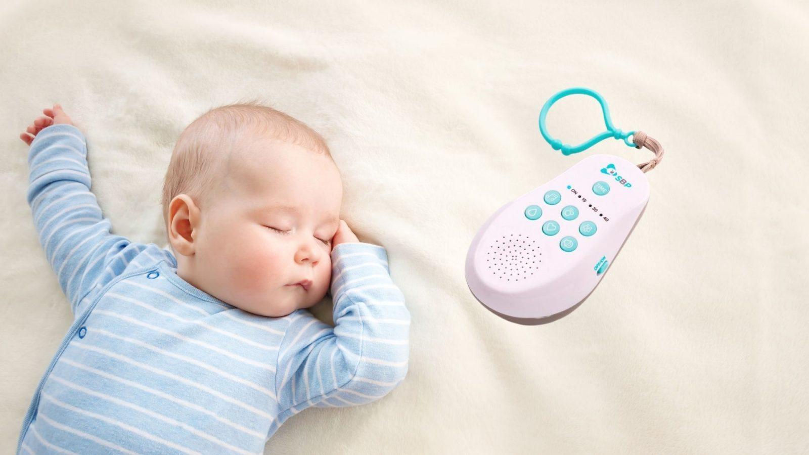 Los sonidos organicos de Sleeping Baby Play